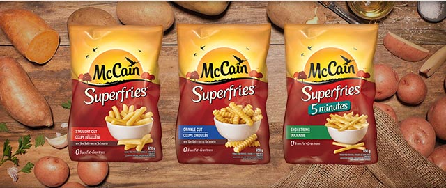 McCain® Premium Superfries coupon