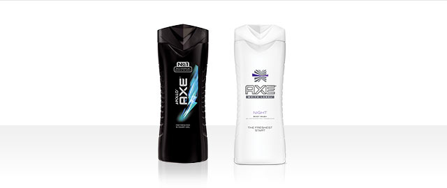 At Walmart: AXE Shower Gel coupon