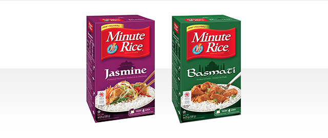 Buy 2: Minute Rice® Basmati or Jasmine Rice coupon