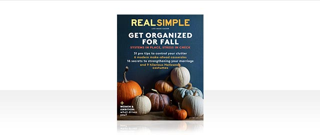 RealSimple® Magazine coupon