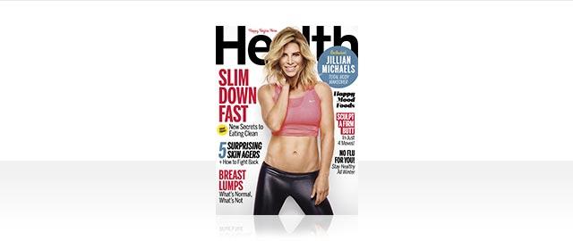 Health® Magazine coupon