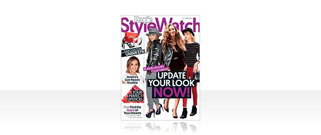 PEOPLE® StyleWatch® Magazine coupon