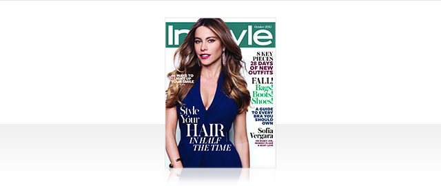 InStyle® Magazine coupon