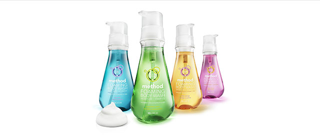 method® foaming body wash coupon