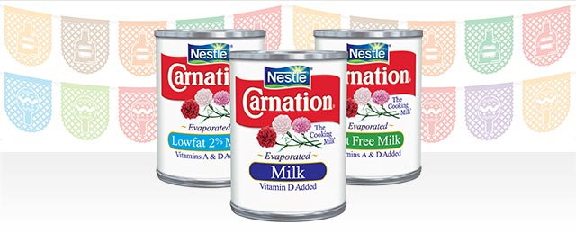 Nestle carnation evaporated milk coupon