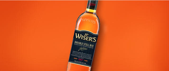 J.P. Wiser's® Double Still Rye* coupon