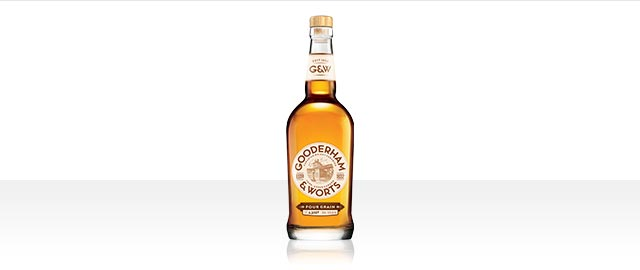 Gooderham and Worts™ Four Grain Whisky* coupon