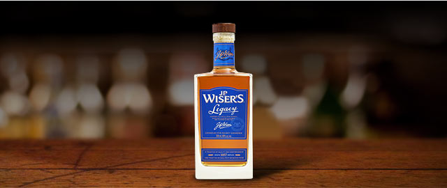 J.P. Wiser's® Legacy Whisky* coupon