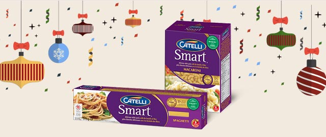 Buy 3: Catelli Smart® pasta coupon