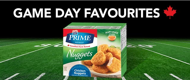 Maple Leaf® Prime® Chicken Nuggets coupon
