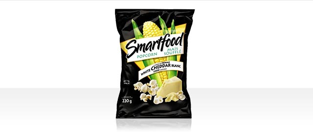 Smartfood® White Cheddar Cheese Flavour Popcorn coupon