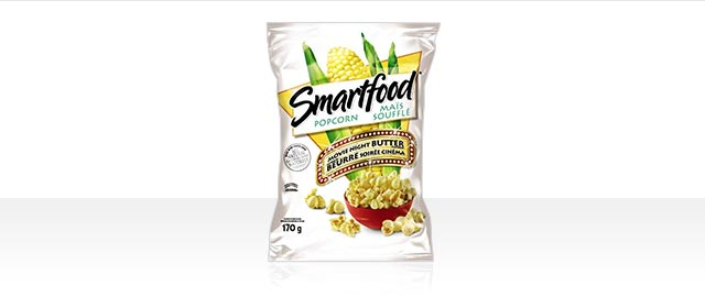 Smartfood® Movie Night Butter Flavour Popcorn coupon