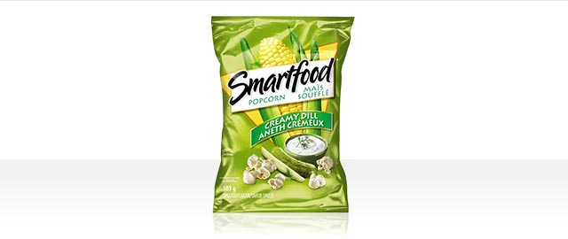 Smartfood® Creamy Dill Flavour Popcorn coupon