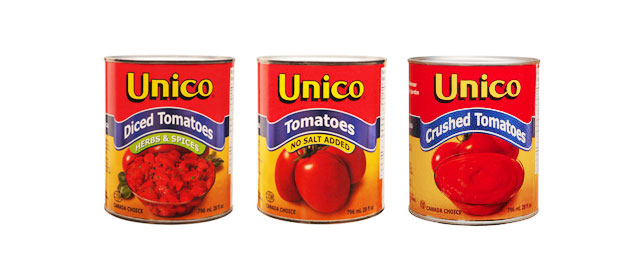 Unico canned tomatoes coupon