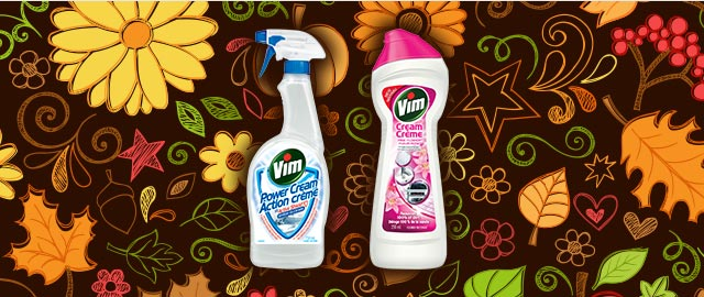 Vim® Products coupon