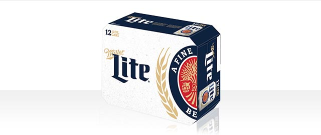 Miller Lite 12-pack or larger coupon