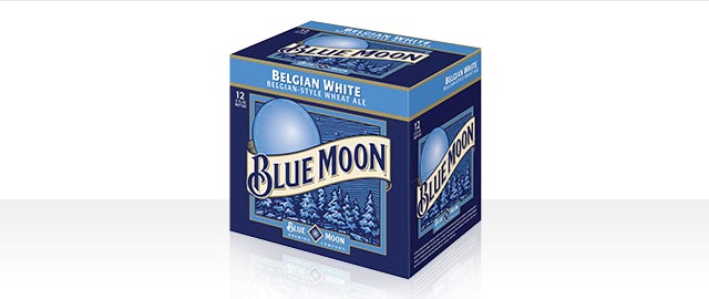 Blue Moon 12-pack coupon