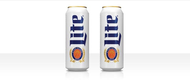 Buy 2: Miller Lite cans coupon