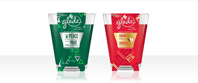 Glade® Large Candles coupon