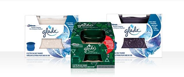 Glade® Wax Melts Warmer coupon
