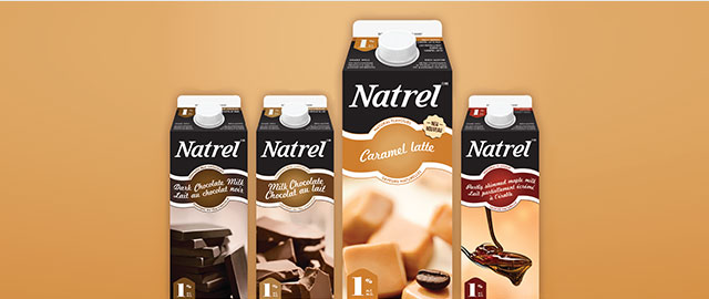 Natrel Flavoured Milks coupon