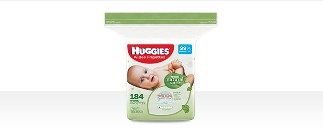 At Walmart: HUGGIES® Wipes coupon