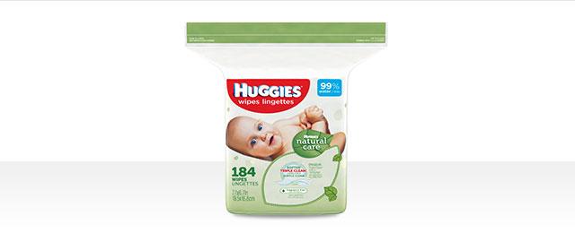 At Walmart: HUGGIES® Wipes coupon