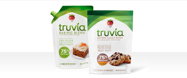Truvía® sugar blends coupon