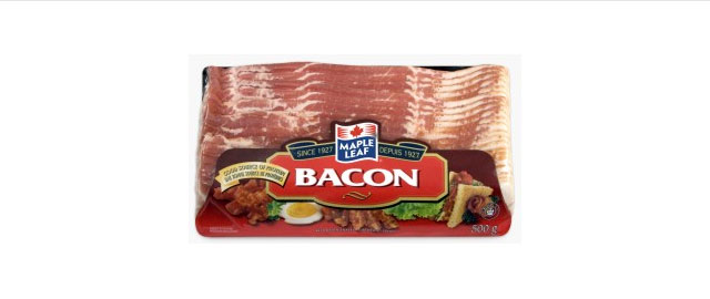 Maple Leaf bacon coupon