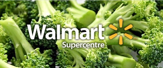 At Walmart: Broccoli coupon