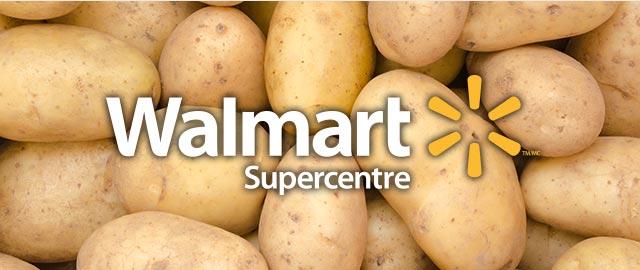 At Walmart: Potatoes coupon