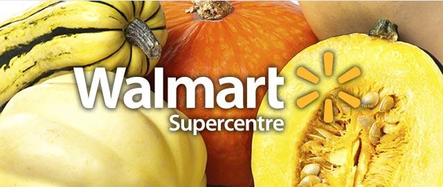At Walmart: Squash coupon