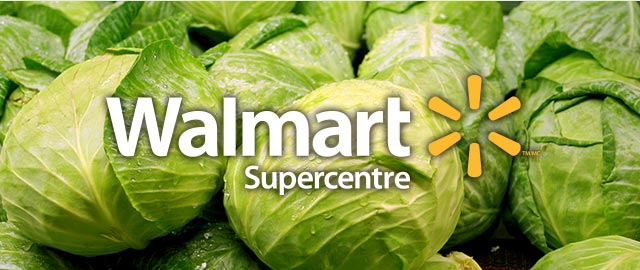 At Walmart: Napa Cabbage coupon