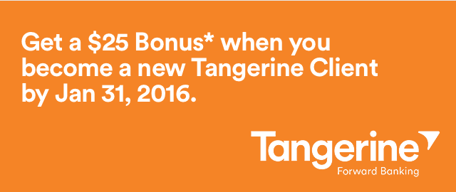 Tangerine Ad Row  coupon