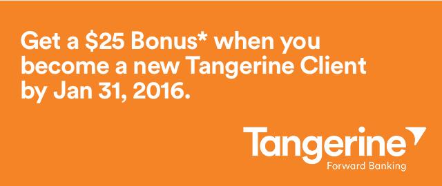 Tangerine Ad Row  coupon