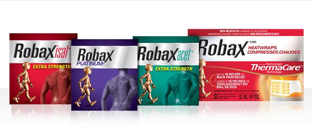 Robax® coupon