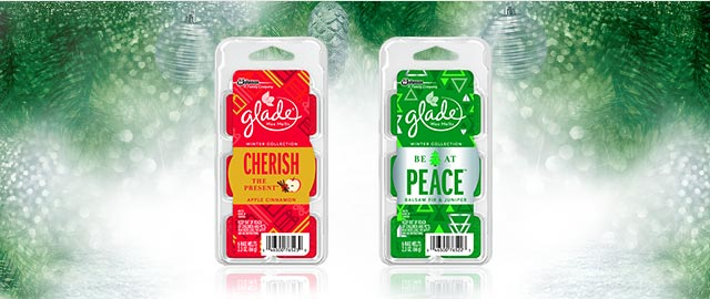 Buy 2: Glade® Wax Melts refills coupon