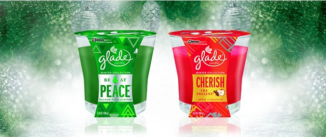 Buy 2: Glade® Jar Candle 3.8 oz coupon