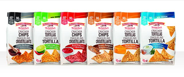 Pepperidge Farm® Cracker Chips or Cracker Tortillas coupon