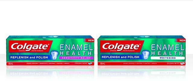 Colgate Enamel Health toothpaste coupon