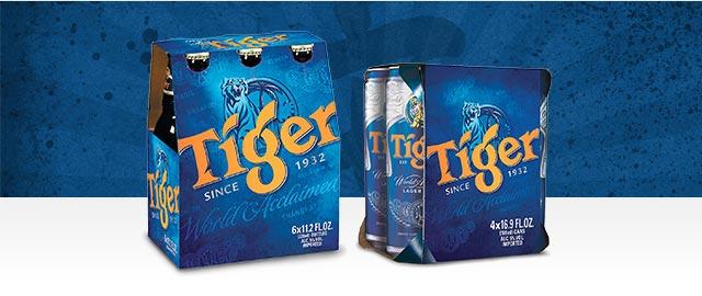 Tiger Beer coupon