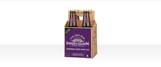 Innis & Gunn Bourbon Aged Dark Ale coupon