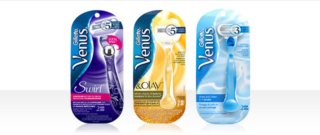 Venus® Razors coupon