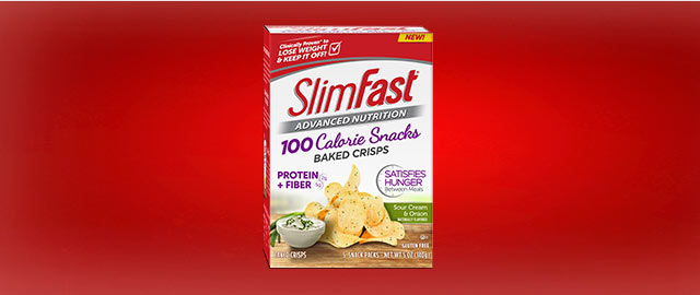 SlimFast® Advanced Nutrition Snacks coupon