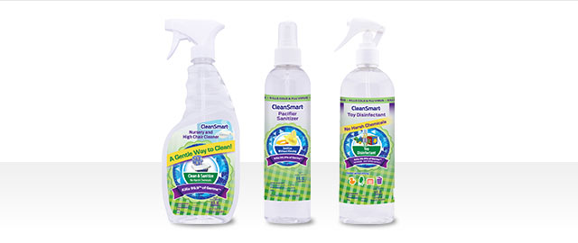 At Babies R Us: CleanSmart™ Nursery Care disinfectant sprays coupon