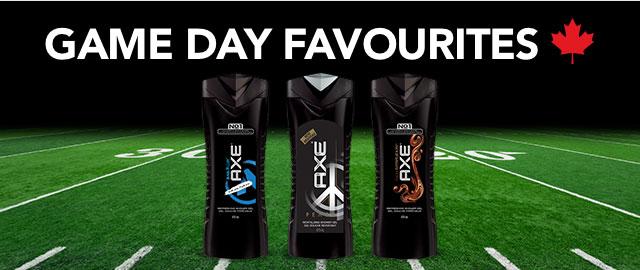 AXE Body Wash coupon