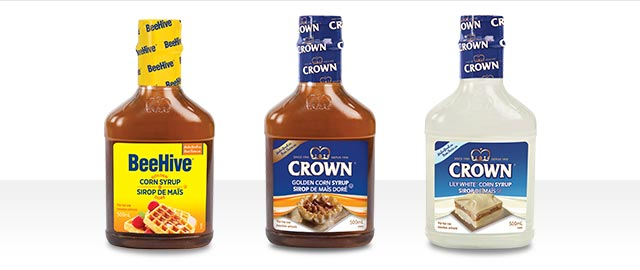Crown® or Beehive® Corn Syrup coupon
