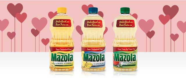 Huile Mazola® coupon