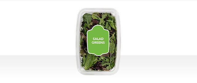 UNLOCKED! Salad Greens coupon