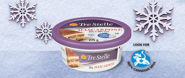 Tre Stelle® Mascarpone coupon